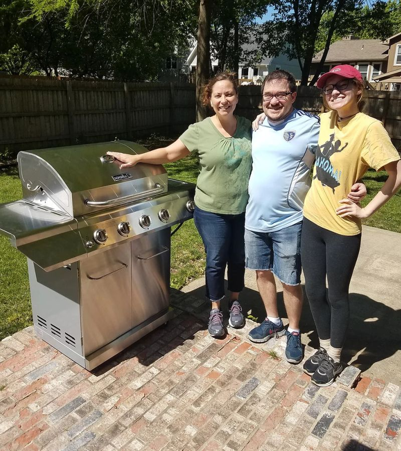 2017 grill give away