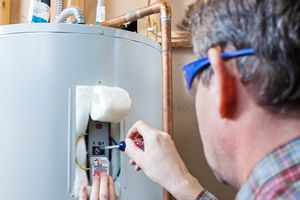 kansas city water heater installation