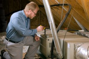 heating and air conditioning tune-up