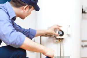 kansas city water heating installation